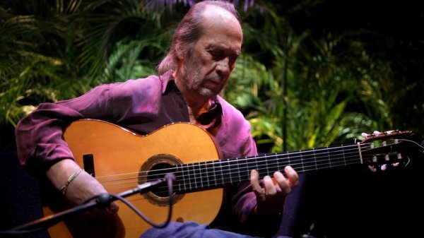 Paco De Lucia Auf Tour